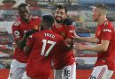 Man Utd thrash shorthanded Saints in 9-goal rout