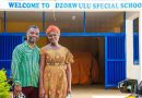 Mayford Food Services fete Dzorwulu Special School in Accra