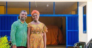 Mayford Food Services fete Dzorwulu Special School in Accra