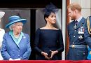 Meghan Markle and Prince Harry Release Statement After The Queen Strips Them of All Their Royal Roles