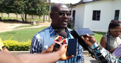 Mfantseman MCE reacts to his alleged threat of disciplinary action against a teacher at Kobina Ansa M/A Basic School