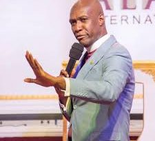 MPs were fighting in Parliament, sitting on others laps, others chewing papers; so gov't can't blame Covid-19 spike on churches— Prophet Oduro