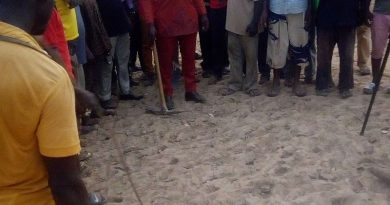 NDC MP for Kpandai Constituencycuts sod for construction of two dams in Kabonwule