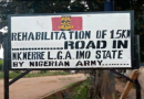 Nigerian Army Undertakes 1.5km Road Project In Orlu To Weaken ESN – SaharaReporters.com