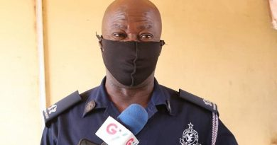 Northern Regional Police Command will enforce the wearing of face masks—COP Yoosa Bonga