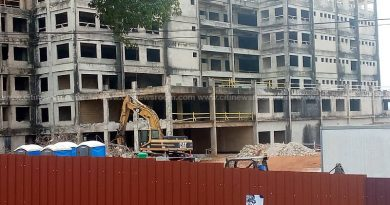 Over 40-year-old uncompleted KATH maternity block to be demolished for redevelopment