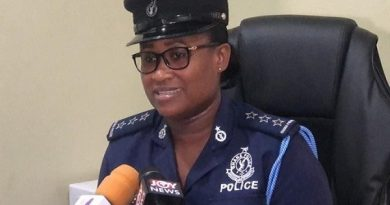 Police gun down armed robber, arrest two others at Haatso