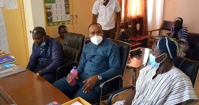 Sissala West: MP goes on a 'Thank You Tour' of his constituency
