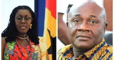 Ursula Owusu, Dan Botwe to be grilled by Appointments Committee today