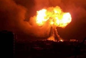 VIDEO: Fire ravages Nursery School at Madina Social Welfare