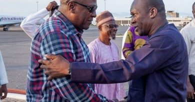 We'll fight Bagbin if he dares contest Mahama in 2024 — Former MCE warns Bagbin