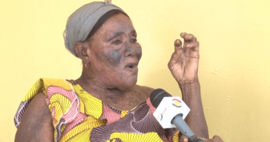 80-year-old female tractor operator recounts working under Kwame Nkrumah