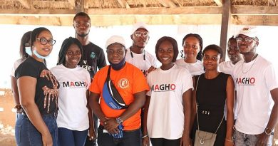 A Look At Charity In Ghana – The Aarons Rod Foundation.