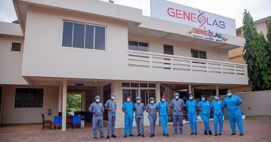 Accra: New COVID-19 Testing Facility now opened