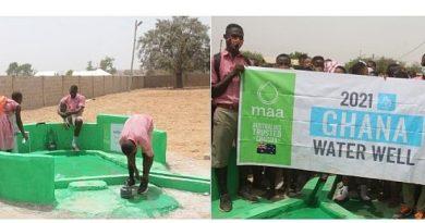 Addressing water shortages: MMA International provides 2 boreholes for Bawku SHS