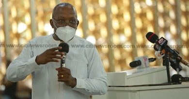 Akufo-Addo encouraged me to accept Auditor General appointment from John Mahama – Domelevo