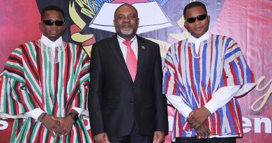 Angola Ambassador wishes Ghana a happy 64th anniversary