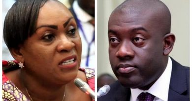 Appointments Committee rejects Oppong Nkrumah, Hawa Koomson; 22 others approved