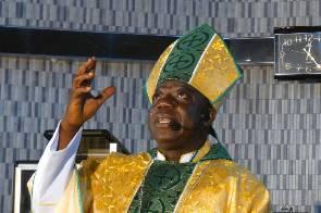 Bishop Adu celebrates birthday, 50th anniversary of dedicated service to priesthood