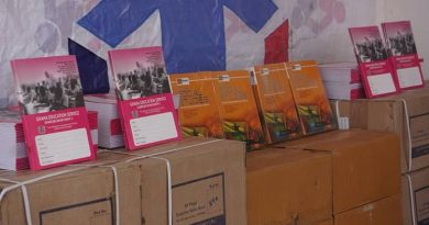 Bryan Acheampong Foundation donates to schools in Kwahu East District