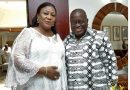 Check out First Lady Rebecca's Message to Nana on his 77th Birthday