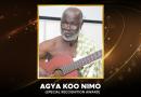 Citi FM, Citi TV's #EA Awards honour legendary Agya Koo Nimo