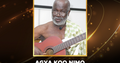 Citi FM, Citi TV's #EA Awards honour legendary Agya Koo Nimo