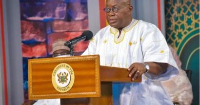 Concerned Citizens of Ghana in Spain congratulates Akufo-Addo on his anti-gay comments