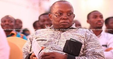 Domelevo didn't have the courage to petition SSNIT to rectify his birthdate – Akufo-Addo