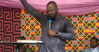 Don't waste time in life, work to discover your destiny and purpose – Prophet Eric Kingsley Ansah