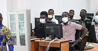 Engineering students trained in e-waste management