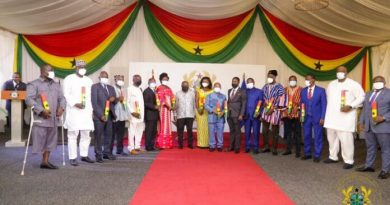 Ensure peace, law, and order in your regions – Akufo Addo to regional ministers