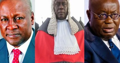Full judgement: 2020 Election Petition ruling
