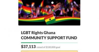 Gays raise funds to buy office after closure of rented office