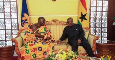 Ghana set for a Green agenda with massive Tree Planting
