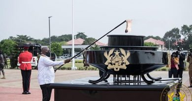 Ghana@64: Let's all step up and develop Ghana – Akufo-Addo