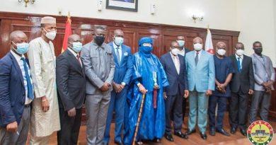 Ghana's Parliament would assist ECOWAS to help Mali restore its democracy – Speaker Assures Mali