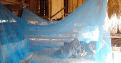 GHS to start long lasting Insecticide Nets distribution campaign in April