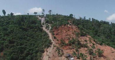 Illegal miners move activities to Kyebi Hillside, blasting with dynamite, one killed