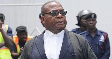 I'm disappointed by election petition judgement – Nana Ato Dadzie
