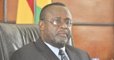 Justice Baffoe-Bonnie pushes for review of requirement for law magistrate practice in Ghana