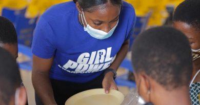 Karpowership Ghana holds mentorship programme for girls to mark International Women's Day