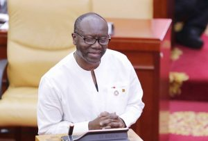 Ken Ofori Atta thanks God for miraculous COVID-19 healing