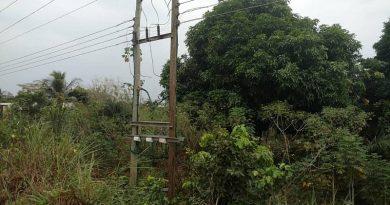 Ketu North: Recently Installed ECG transformer stolen