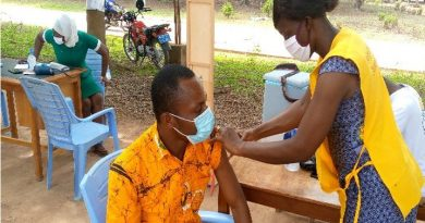 Kwahu Afram Plains North kick starts COVID-19 vaccination