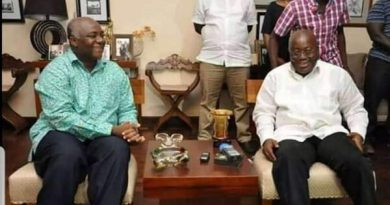 LGBTQI: Addai-Nimoh hails Akufo-Addo for standing against Homosexuality in Ghana