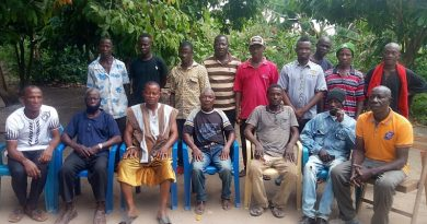 Messiah Organics Chain to support local farmers to go organic—Nana Nketia