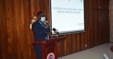 Modernizing Agriculture in Ghana: CSIR unveils online platform for Soil