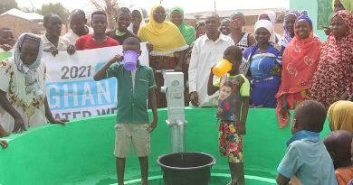 Muslim Aid Australia international donates 90 boreholes to communities which lacks portable water*