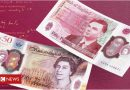 New Alan Turing £50 note design is revealed
